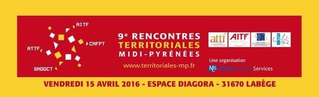 Rencontres territoriales midi pyrenees